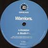 various artists - Warriors EP (Dread Recordings DREAD25, 1999, vinyl 2x12'')
