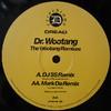 Dr Wootang - The Wootang (Remixes) (Dread Recordings DREAD09, 1996, vinyl 12'')