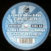 various artists - Danger / Godfather (Outbreak Records OUTBLTD008, 2003, vinyl 12'')