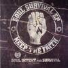 various artists - Soul Survival EP Part One (Blindside Recordings BLIND012EP1, 2009, vinyl 12'')